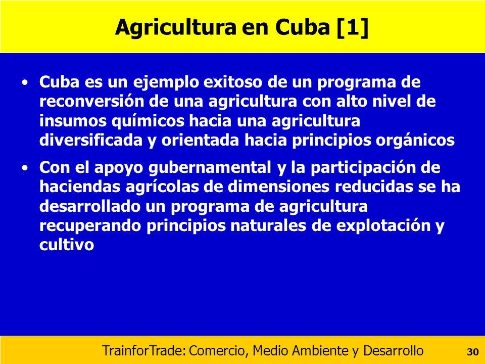 Agricultura en Cuba [1]